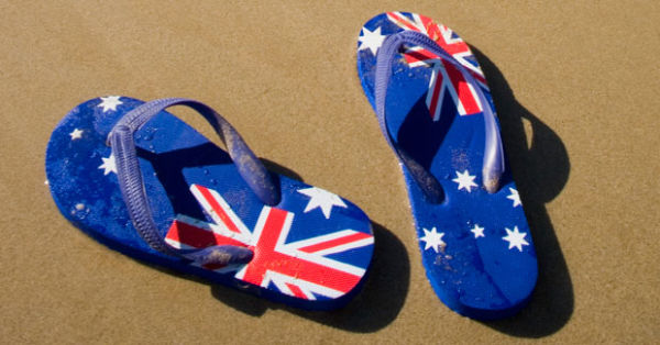 """HAPPY OSTRAYA DAY"" TO ALL OUR AUSSIE FRIENDS XX"