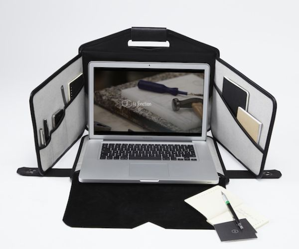 (BRANDS WE LOVE) A PORTABLE WORKSTATION FOR JET-SETTERS