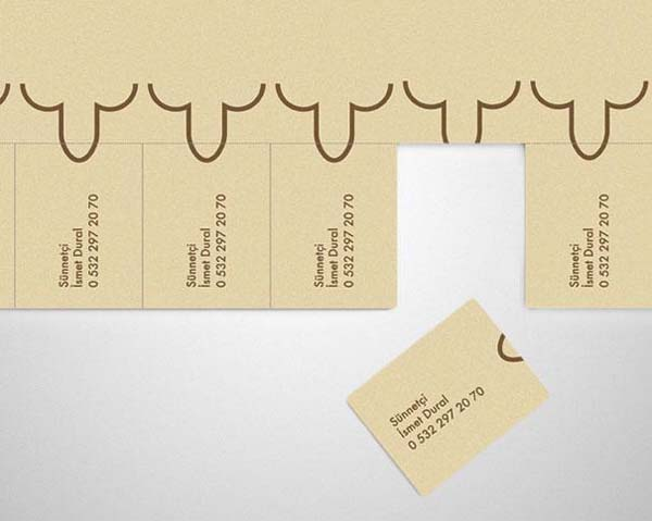 What's the best business card you have ever seen? Think again.. these ones are GENIUS!!!